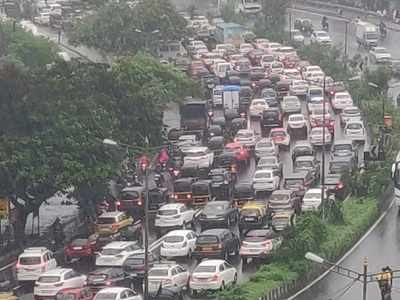 Mumbai Rain Updates