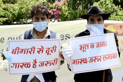 Mumbai News Updates: Maharashtra records 58,924 positive cases, 351 deaths