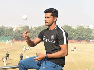 Shivam Mavi: Last year was difficult, I was under pressure
