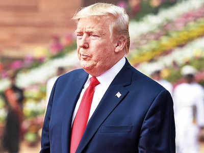 Don't want to say anything on CAA, up to India: Trump