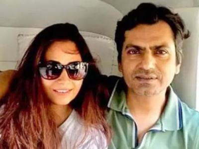 Nawazuddin Siddiqui's wife records statement with police, reasserts her charges