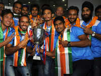 India to battle against top teams at the 2018 Asian Champions Trophy at Muscat