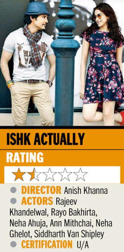 Film review: Ishk Actually