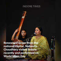 Nabanita Chaudhary performs classical