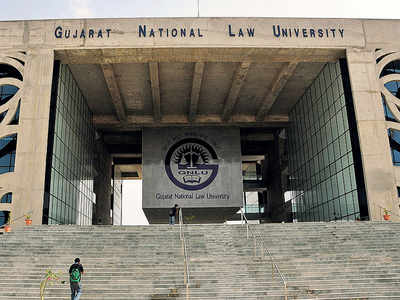 GNLU gives students the 'cold' shoulder