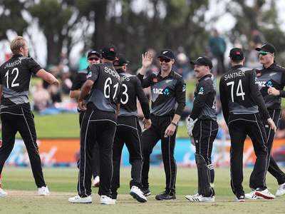 Live Cricket Score, New Zealand vs West Indies 3rd T20I