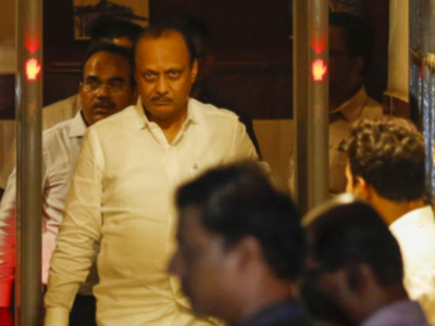 Anxious NCP still trying to woo back Ajit Pawar
