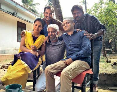Karnataka: No kidding: This film on cancer has real heroes