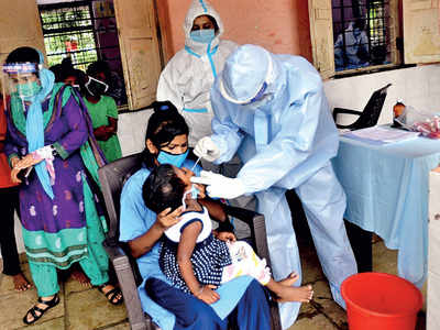 State can at most test 58,400 samples, says AIIMS Nagpur
