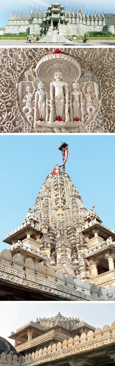 Pilgrim Nation: Adinath Temple of Ranakpur