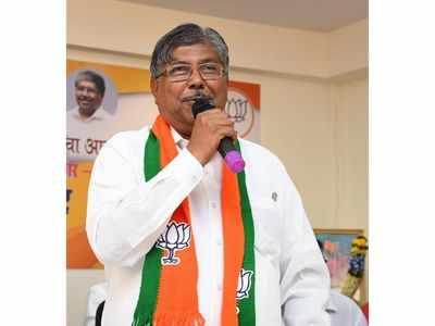 BJP-Shiv Sena alliance would get 220 seats: Chandrakant Patil