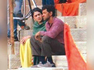 Hrithik Roshan unites with screen love in Varanasi