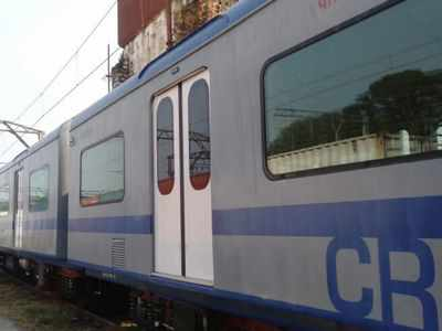 Central Railway: New AC local arrives in Igatpuri from ICF Chennai; to be parked at Kurla EMU carshed