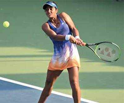 Mumbai Open: Ankita Raina upsets Veronika Kudermetova, enters second round