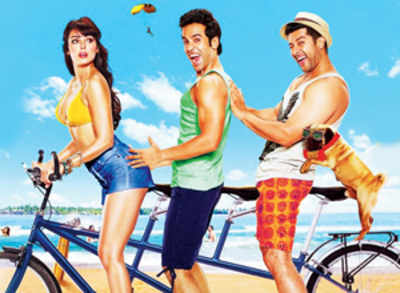 Film review: Kyaa Kool Hain Hum 3