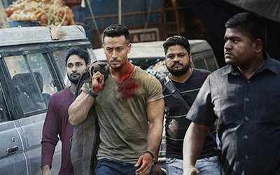 Baaghi 2 box office collection day 7: Tiger Shroff, Disha Patani's action flick witnesses extraordinary first week earnings