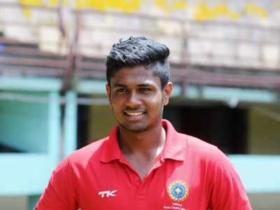 Wicket keeper-batsman Sanju V Samson gets candid about his love life