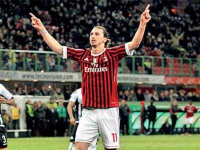 AC Milan fans banking on Zlatan Ibrahimovic to rescue ailing club