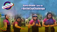 After Akshay Kumar, Tiger Shroff, Vidyut Jammwal, Mariah Carey, Salman Khan and Sushmita Sen, now Kavita Bhabhi takes up #BottleCapChallenge