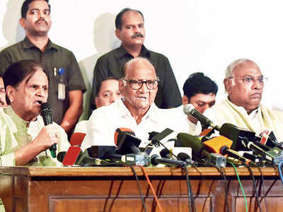 NCP's request for more time triggered governor's decision on President's rule