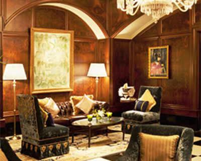 The Taj houses no ordinary art collection