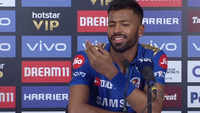 My preparations would always be the same, be it World Cup or IPL: Hardik Pandya post-match against RCB in Mumbai