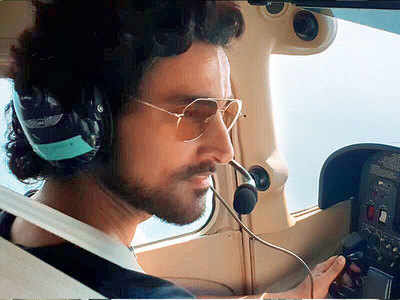 Kunal Kapoor flying in a new direction