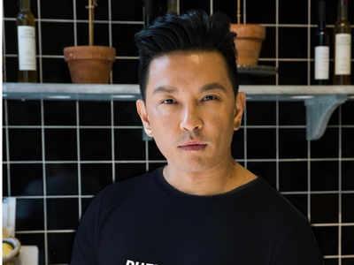 Fashion designer and LGBTQ rights activist Prabal Gurung dating an Indian filmmaker?