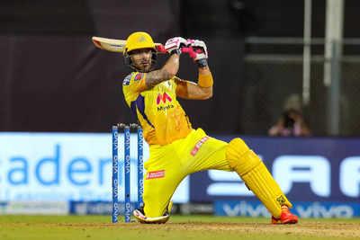 IPL 2021: Faf du Plessis and Deepak Chahar set up CSK's 18-run win over KKR
