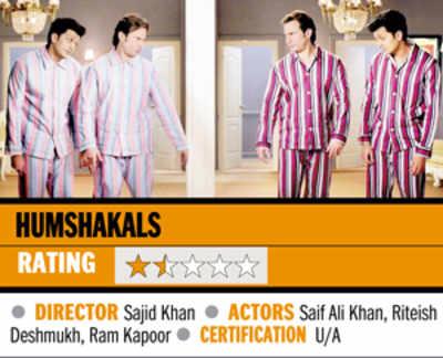 Film review: Humshakals