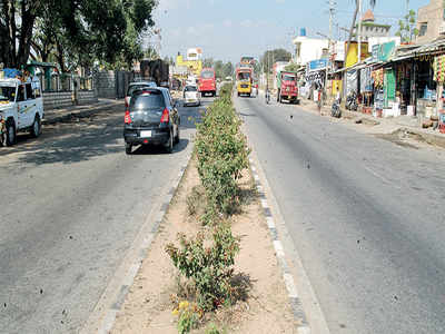Curb on nightlife at Bengaluru-Mysuru Road