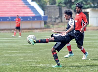 Bangalore District Football Association's C Division Championship: Bangalore Muslims blank Ambedkar FC