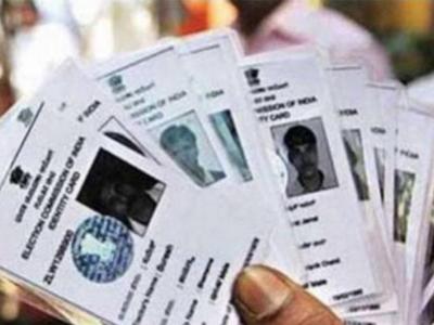 Over 400 fake voter IDs found in Kalyan flat