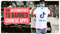 Missing TikTok? Here are the top alternatives to banned Chinese apps