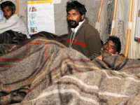Delhi cold wave: Night shelters fill up to the brim due to extreme cold