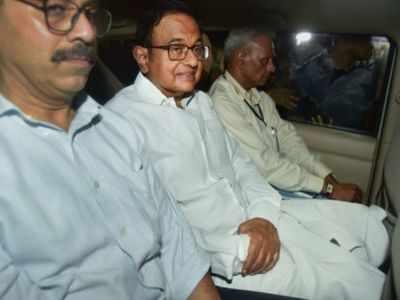 CBI arrests P Chidambaram in INX media case