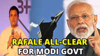 Rafale verdict: Modi government gets clean chit by Supreme Court