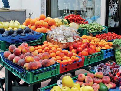 Visit a mock market
