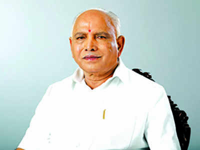 Karnataka Chief Minister B S Yeddyurappa  meets Union Home Minister Amit Shah, seeks Rs 2,000 crore for flood relief