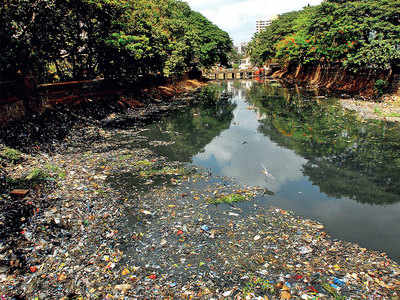 BMC fined Rs 34 cr for letting untreated sewage into the sea
