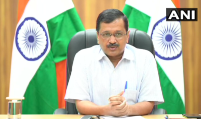 Delhi news live: We don't want to take risk until vaccination process is complete, says Arvind Kejriwal on reopening of schools