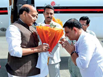 Will make sedition law more stringent: Rajnath