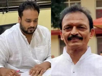 Bandra East MLA Zeeshan Siddique complains to Sonia Gandhi, Rahul Gandhi against Mumbai Congress chief Bhai Jagtap