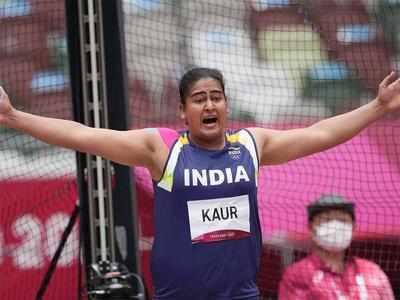 Tokyo Olympics: Discus thrower Kamalpreet Kaur ranks second in qualification, advances to final