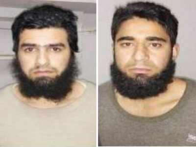 Two suspected Jaish-e-Mohammed terrorists nabbed in Uttar Pradesh