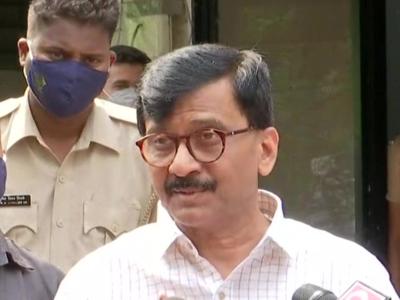 Follow 'Mumbai Model' to break the virus chain, says Sena leader Sanjay Raut