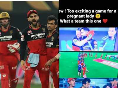 Anushka Sharma thrilled at Virat Kohli and RCB's Super Over victory, says 'too exciting for a pregnant lady'