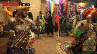 An inclusive garba night in the city of lakes