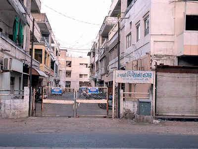 Jodhpur on edge as 21test positive
