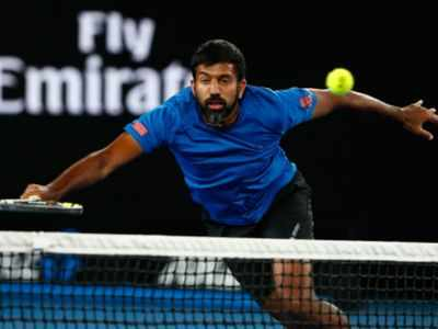 Rohan Bopanna pulls out of Pakistan tie due to injury